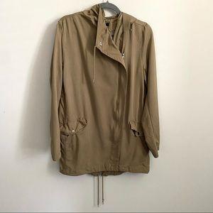 Romeo & Juliet Couture Green Asymmetrical Jacket